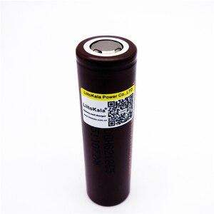 Image 3 - LiitoKala pilas recargables de alta descarga, 9 unids/lote, lii 30A, HG2, 18650, 3000mah, gran corriente, 30A