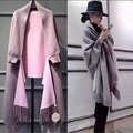 Fashion Women Scarves Shawls Women Scarves Stripe Sleeves Scarf Winter Warm Knitting Long Soft Wraps Scarves Novelty JH851919