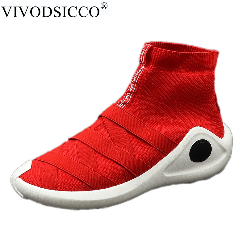 купить VIVODSICCO New Fashion Luxury Men Breathable Boots Pointed Toe Ankle Boots for Men Italian Casual Dress Flats Shoes Cowboy Boots по цене 3671.87 рублей