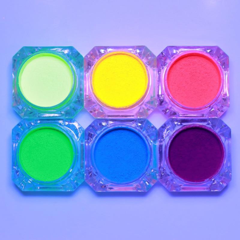 100% QualitäT 3 Boxen Weihnachten Serie Nagel Pulver Glitters Gesetzt Spiegel Gold Grün Rot Staub Chrom Pigmente Pulver Maniküre Nail Art Dekoration Schönheit & Gesundheit Nails Art & Werkzeuge