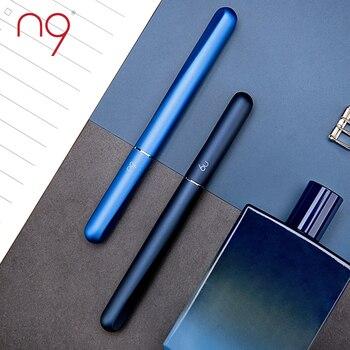 Бесплатная доставка N9 китайский стиль Тай Чи иридиевая золотая ручка деловая Мужская авторучка для студентов с авторучкой