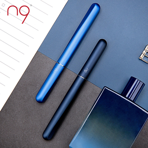 Image 1 - Free Shipping N9 Chinese Style Tai Chi Iridium Gold Pen Business Men Signature Pen Students with Fountain Pen
