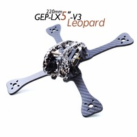 GEPRC GEP LX5 V3 leopard frame 4/5/6 inch Quadcopter frame for DIY FPV racing mini RC drone kit