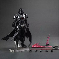Play Arts PA Star Wars Figure Darth Vader PVC Action Figures Collectible Model Toy 27cm Free