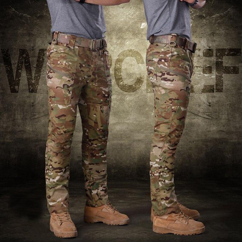 EMERSON Assault Pants Tactical Military Camo Trousers Combat Gear EM9315 WG