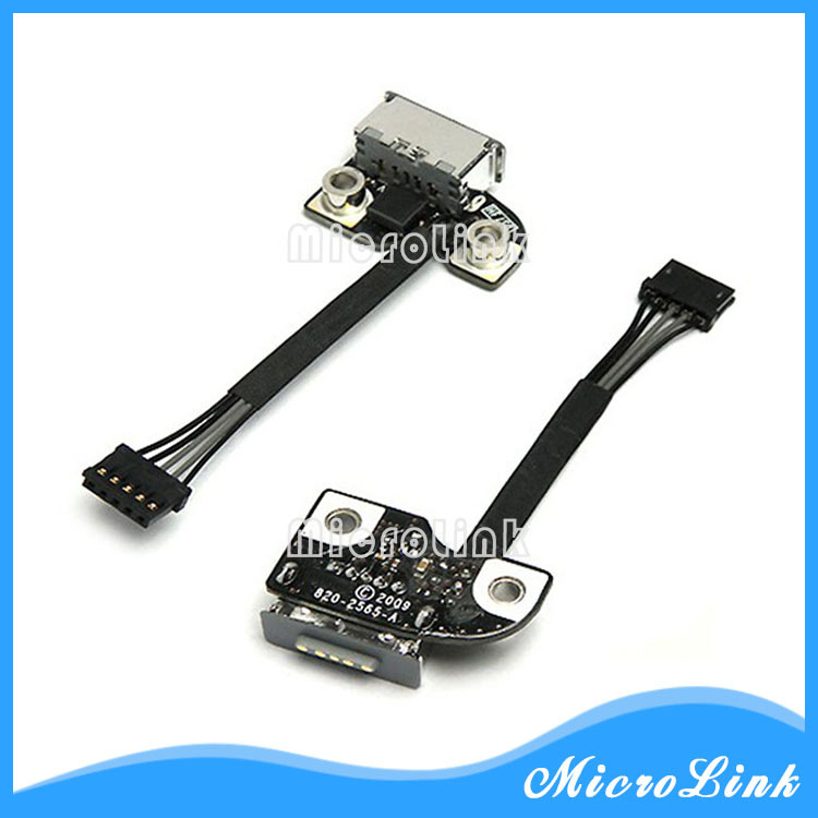 Laptop DC JACK Replacement for MacBook Pro Unibody A1278 A1286 A1297 Magsafe DC Jack 820-2565-A
