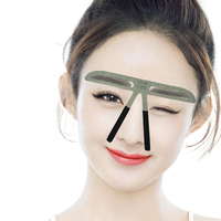 Eyebrow Stencils Eyebrow Shaper Template Stencil Shaping Brow Definition Grooming Template DIY Make Up Tools