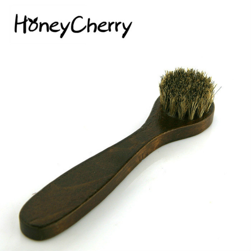 Long Handle Brush Hair Does Not Dirty Hands Do Hurt The Skin To Turn Grey Suede Nubuck Leather Fur Polishing Oil lady electric eyebrow trimmer trimming knife more power beauty tools small pink fashion design does not hurt the skin