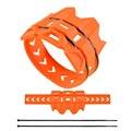 Выхлопная труба глушителя Защитная защита для KTM EXC SX SXF XC XCF EXCF EXCW XCFW 125 200 250 300 350 400 450 525 530