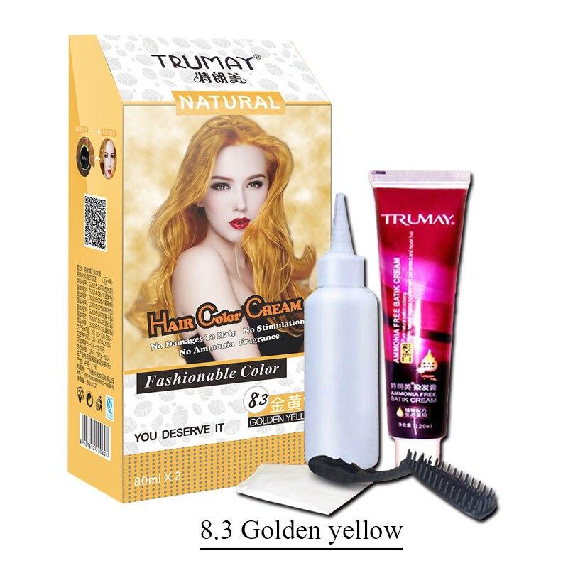 Aliexpress Buy 1 Set 80ml2 Fashion Golden Yellow Color
