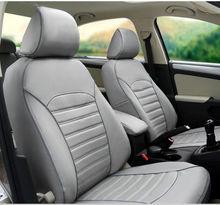 font b car b font seat covers PU leather cushion for Ferrari GMC Savana JAGUAR