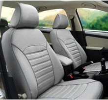 Cubiertas del asiento de coche cojín de cuero de LA PU para Ferrari GMC Savana JAGUAR Smart Lamborghini Gallardo Murcielago Rolls-royce Phantom nueva