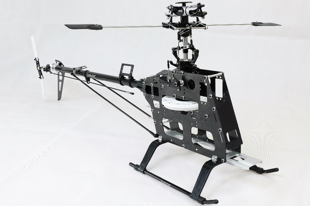 600ESP aileron helicopter