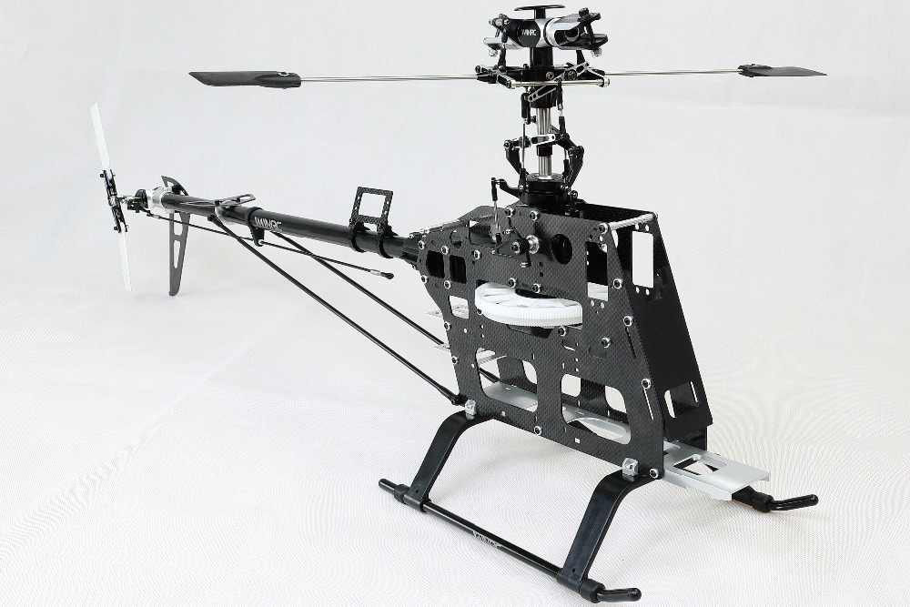 RHS1236 Plastic Anti Rotation bracket For T-Rex 450 SE V2 Helicopter