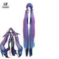ROLECOS Phone Game SINoALICE Cosplay Headwear The Little Mermaid Cosplay 140cm 55 12inches Gradient Color Cosplay