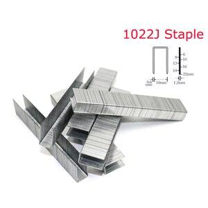 Image 1 - 2000Pcs 1022J Stapler Nail For Framing Tacker 1022J Nailer Stapler Gun