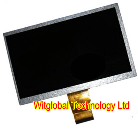 New LCD Display Matrix For 7 LAZER MID7317CP Tablet 800*480 165*103mm LCD Screen Panel module Glass Free Shipping giftman банный колпак жизнь удалась шерсть с хлопком