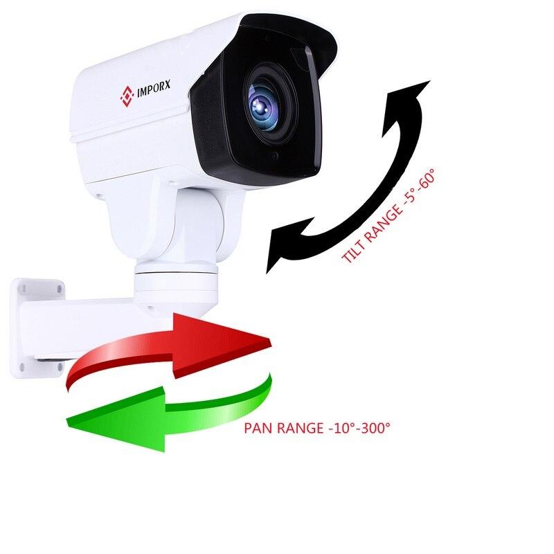 AHD Analog High Definition Surveillance Camera 1/3' Sony Exmor Cmos Mini AHD PTZ Cctv Camera Security Outdoor surveillance camea
