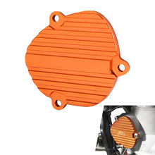 Control Cover for KTM EXC SX SXS XC XCW TPI Six days 250 300 For Husqvarna TC TE TX 250 300 250i 350i Motorcycle Accessories все цены