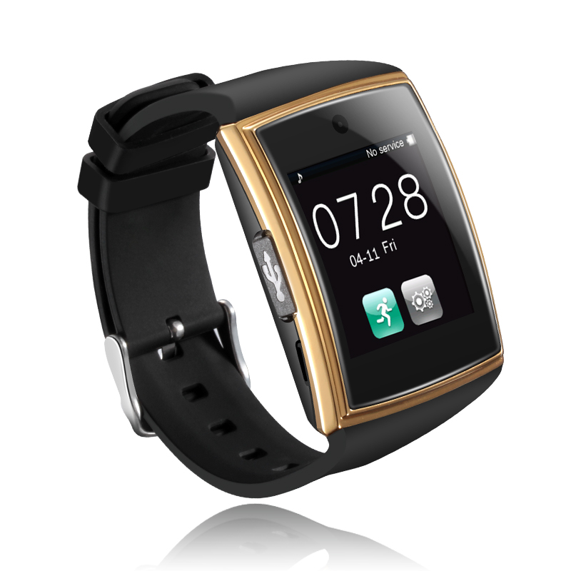 SURMOS LG518 Smart Watch Big Touch Screen IPS 3D Surface Support NCF Bluetooth SIM card Watch
