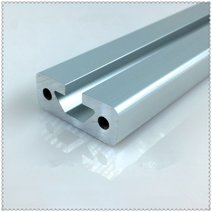 1640 Aluminum Extrusion Profile Wall Thickness 3.8mm Length 300mm Industrial European Standard Aluminum Profile Workbench 1pcs