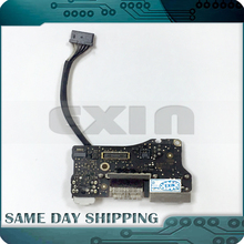 Original Laptop A1466 I O Board DC IN USB Jack Power Audio DC IN Board for