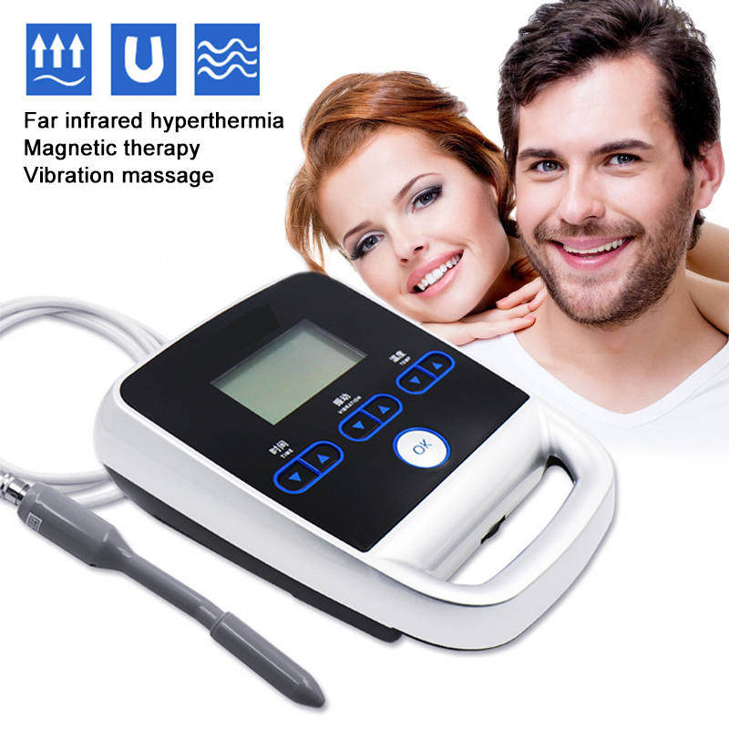 Prastate Therapeutic Apparatus Men Anal Pug Male Physiotherapy Instrument Urinary Frequency Hyperplasia Chronic Inflammation