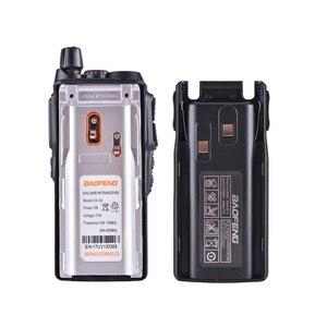Image 5 - 100% Baofeng UV 82 لاسلكي تخاطب ثنائي النطاق هام راديو إنترفون UV82 اتجاهين راديو VHF UHF المحمولة الصيد Hf جهاز الإرسال والاستقبال الأشعة فوق البنفسجية 82