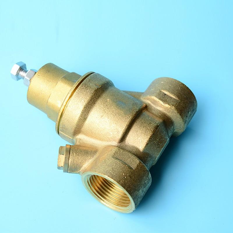 Brass Regulator  Tap Water Pressure Reducing Valve Brass Water Pressure Regulator DN15-DN50