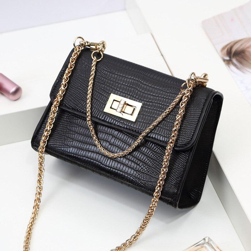 novas bolsas de couro maré Bags Shape : Heart-shaped