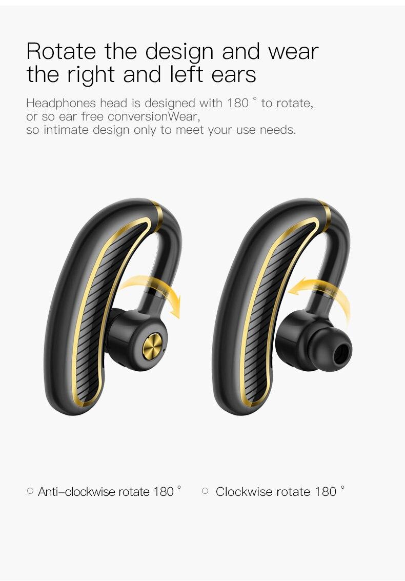 best quality Luxury Wireless Bluetooth Headset