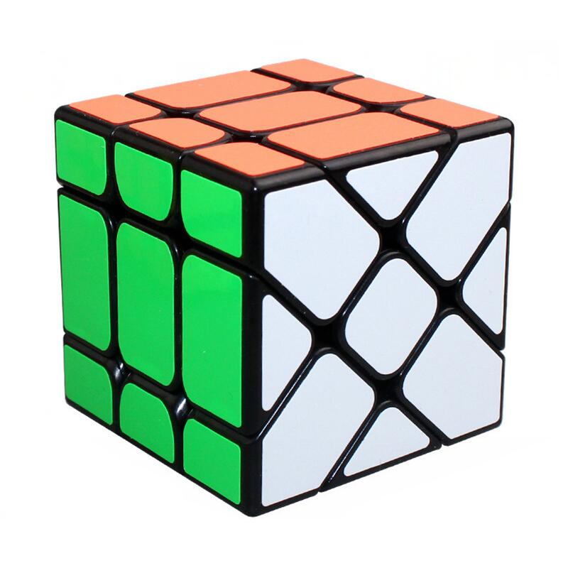 New 3X3X3 Fisher Cube Children's Magic Toy Cubes Learning ...
