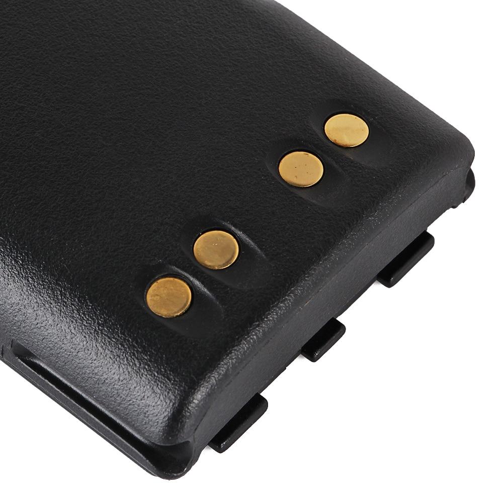 Hard Leather Carrying Case For Motorola 2-Way Radio GP88S CT250 P080