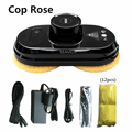 Робот для очистки окон Cop Rose X5  робот для очистки окон с высоким всасыванием  робот для защиты от падения  с пультом дистанционного управлени...