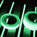 20 MM 10 M Segurança Fita Auto-adesivo Brilho Luminoso No Escuro Fase Casa Decoração MELHOR