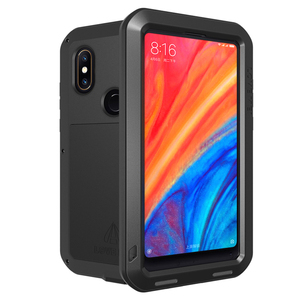 Image 3 - Love Mei Metal Case For Xiaomi Mi 6 8 9 Max 2 Max 3 MIX 2 MIX 2S Shockproof Phone Cover For Xiaomi 9 Rugged Anti Fall Armor Case