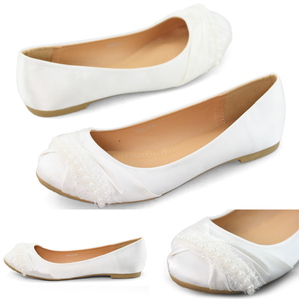 New Leather Women Shoe Casual For Women Flat Shoes White Ladies Lacing. Brand New. $ New Ladies White Flat Shoes with design Cocodrillo, Upper leather, Size 38, wood. Pre-Owned. $ or Best Offer +$ shipping. Ladies Shoes Woman White Mountain Black Tipton Stretch Flats 10M NEW.
