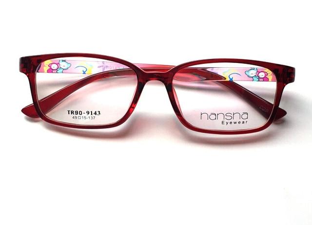 Red Multi color Fashion Eyeglasses Frame RX Glasses Frames Eyeglass ...