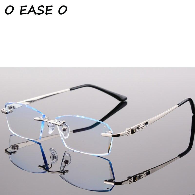 Nova Chegada Frame Ótico Dioptria homens Italianos Receita Incluindo 1.61  Asphereic Tinted Lentes oculos grau 8118 7b632018b2