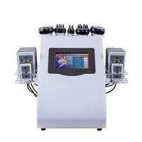 hot 6 in 1 full body fat loss burn fat body shaper Laser Slimming Ultrasonic Liposuction Cavitation Machine