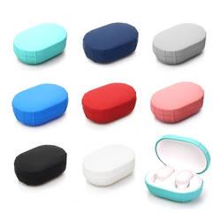 Силиконовый цветной защитный чехол для наушников Xiaomi Redmi Airdot TWS Bluetooth наушники модная версия беспроводной