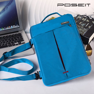 Image 1 - 2020 neue Convertible Tablet Laptop Hülse Fall Schulter Tasche für HP Dell Acer Apple Macbook Sony LG 11 11,6 12 13,3 14 15,6 zoll