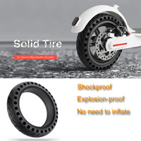 For Xiaomi Mijia M365 Electric Scooter Solid Tires Wheel Explosion proof Tire Replace Intelligent remote control products