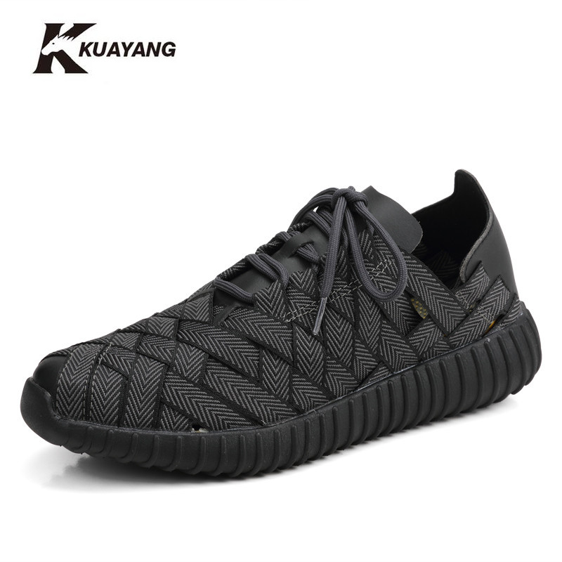 ФОТО Promotion 2016 New Medium(b,m) Spring And Summer Men Casual Shoes Flat Chaussure Homme Breathable Air Mesh Zapatos Hombre