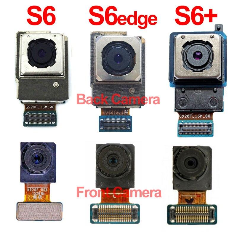 Original For Samsung Galaxy S6 Edge Plus Front Camera Front Camera Flex Cable Facing Camera Module G920F G925F G928F G9200 G9250