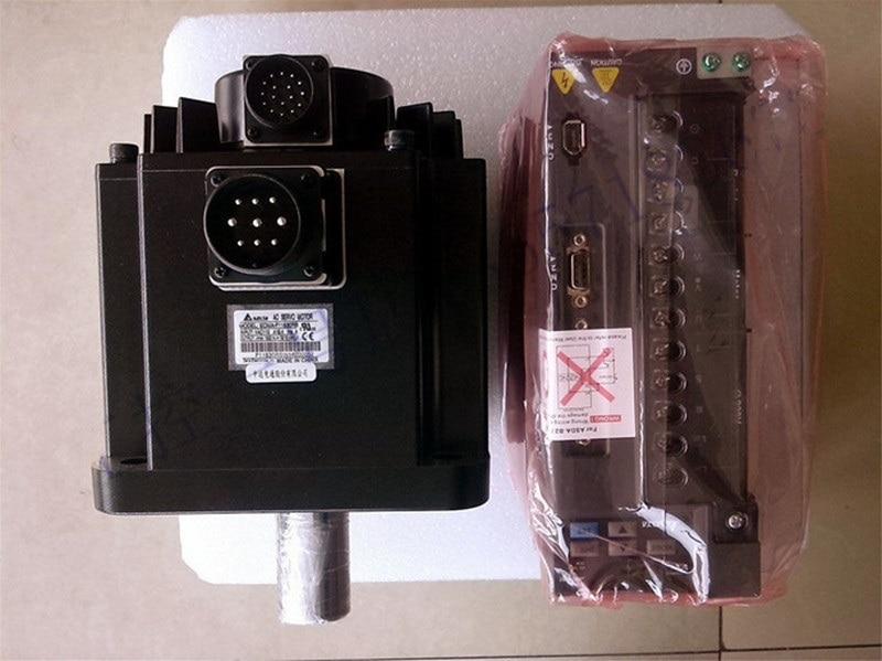 цена на ECMA-L11855R3+ASD-A2-5543-M DELTA CANopen AC servo motor driver kits 5.5kw 1500rpm 35Nm 180mm frame