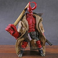 1000Toys Dark Horse Hellboy 1/12 Scale PVC Action Figure Collectible Model Toy