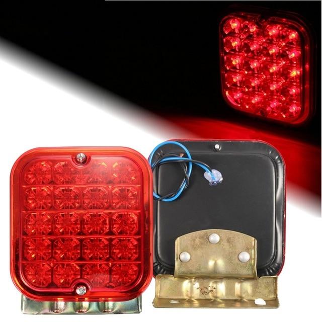 2x12 V Anhänger Lkw 20 LED Rücklicht Rücklicht Lampen Blinker Brems ...