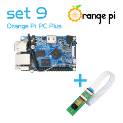 Orange Pi PC Plus+2MP Camera,with wide-angle lens, Run Android 4.4, Ubuntu, Debian Image