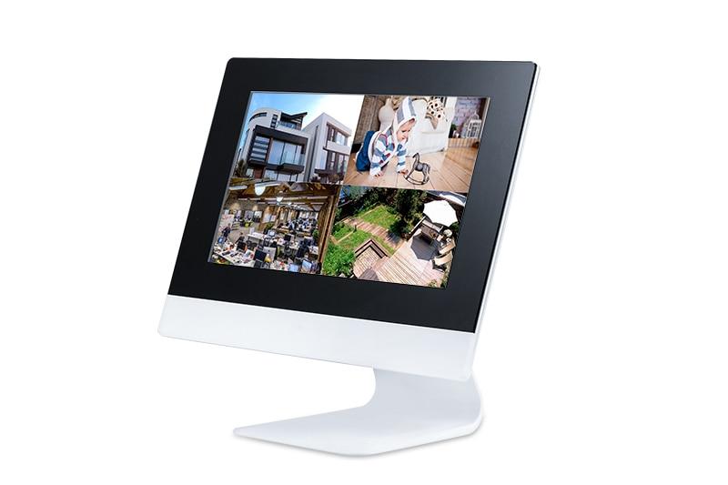 ZB-WKM504 2.4G 4CH Kablosuz Gözetim KITI 4 WIFI IP 720 P IP - Güvenlik ve Koruma - Fotoğraf 6
